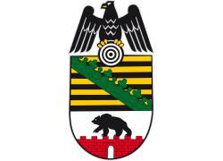 Wappen des Landesschützenverbandes Sachsen-Anhalt e.V.